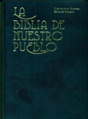 BIBLIA DE NUESTRO PUEBLO (BOL.PLAS)