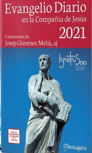 EVANGELIO DIARIO 2021 (LETRA GRANDE)