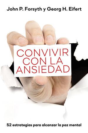 CONVIVIR CON LA ANSIEDAD