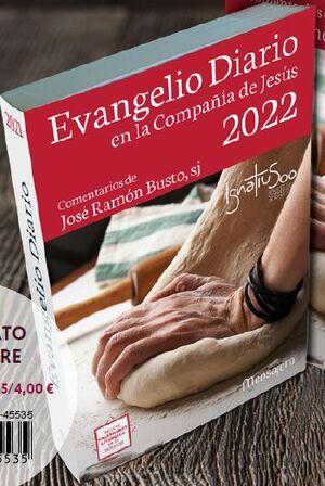 EVANGELIO DIARIO 2022 (LETRA GRANDE)