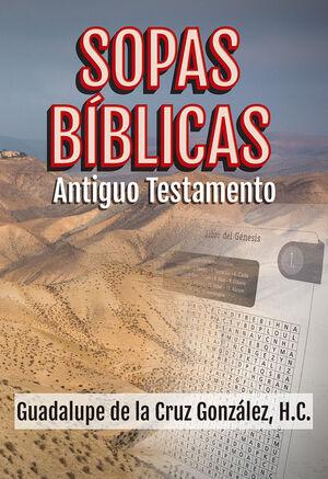 SOPAS BÍBLICAS ANTIGUO TESTAMENTO