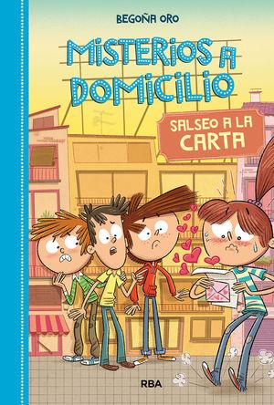 MISTERIOS A DOMICILIO 5.