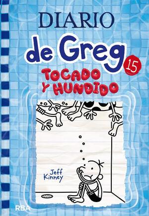 TOCADO Y HUNDIDO. DIARIO DE GREG 15