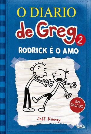 RODRICK É O AMO