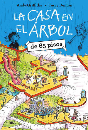LA CASA EN EL ÁRBOL DE 65 PISOS