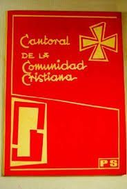 CANTORAL DE LA COMUNIDAD CRISTIANA (30. ED.)