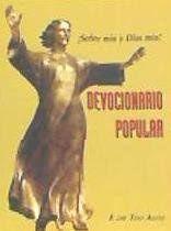 SEÑOR MÍO Y DIOS MÍO. DEVOCIONARIO POPULAR (2. ED.)
