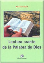 LECTURA ORANTE DE LA PALABRA DE DIOS