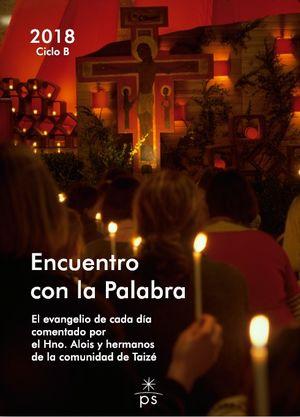 ENCUENTRO CON LA PALABRA. 2018