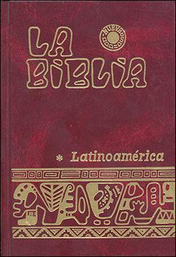 BIBLIA LATINOAMÉRICA  (BOLSILLO)