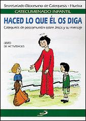 HACED LO QUE EL OS DIGA - LIBRO DE ACTIVIDADES