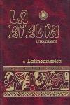 BIBLIA LATINOAMÉRICA  (L.GRANDE)
