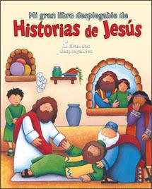 MI GRAN LIBRO DESPLEGABLE DE HISTORIAS DE JESÚS