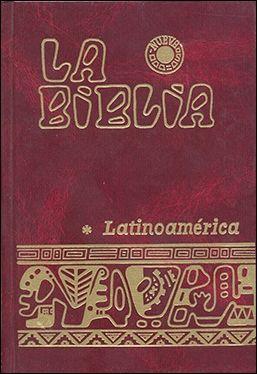 LA BIBLIA CARTONUÑERO LATINOAMÉRICA  (BOLSILLO CARTONÉ UÑEROS COLOR)