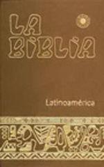 LA BIBLIA LATINOAMÉRICA - MINISTRO (SÍMIL-PIEL MARRÓN)