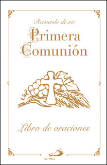 RECUERDO DE MI PRIMERA COMUNIÓN