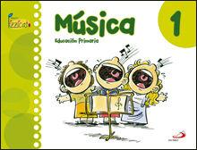 MÚSICA 1 - PROYECTO PIZZICATO - LIBRO DEL ALUMNO