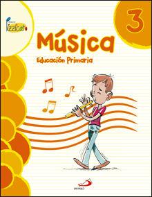 MÚSICA 3 - PROYECTO PIZZICATO - LIBRO DEL ALUMNO