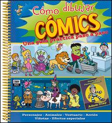 CÓMO DIBUJAR COMICS
