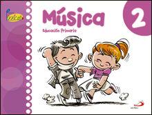 MÚSICA 2 - PROYECTO PIZZICATO - LIBRO DEL ALUMNO