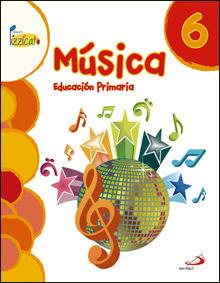 MÚSICA 6 - PROYECTO PIZZICATO - LIBRO DEL ALUMNO