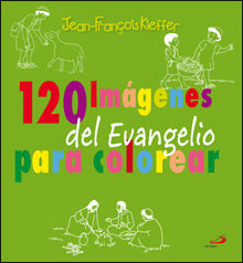 120 IMÁGENES DEL EVANGELIO PARA COLOREAR