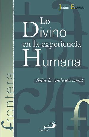 LO DIVINO EN LA EXPERIENCIA HUMANA