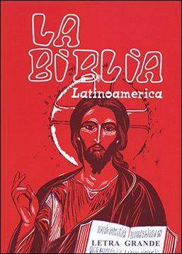 LA BIBLIA LATINOAMÉRICA (LETRA GRANDE RÚSTICA)