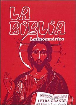 LA BIBLIA LATINOAMÉRICA (LETRA GRANDE FLEXIBLE)