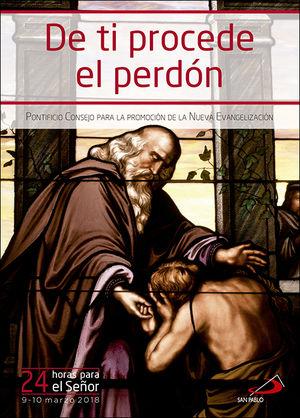 DE TI PROCEDE EL PERDÓN