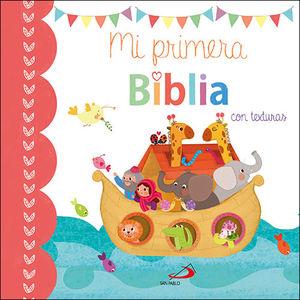 MI PRIMERA BIBLIA CON TEXTURAS