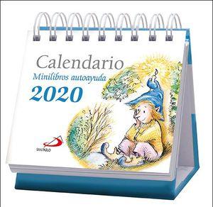 CALENDARIO DE MESA MINILIBROS AUTOAYUDA 2020