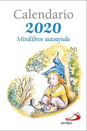 CALENDARIO TACO MINILIBROS AUTOAYUDA 2020