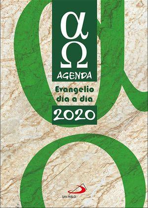 AGENDA EVANGELIO DÍA A DÍA 2020