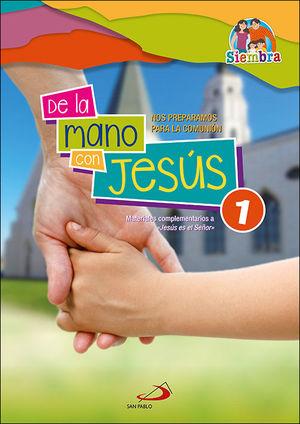 DE LA MANO CON JESÚS 1