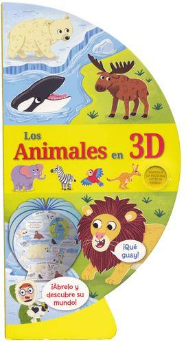 LOS ANIMALES EN 3D