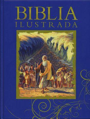BIBLIA ILUSTRADA (ESTUCHE)