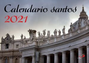 CALENDARIO PARED SANTOS 2021