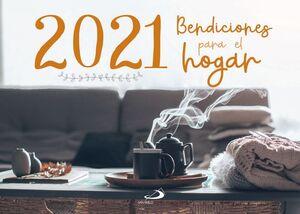 CALENDARIO PARED BENDICIONES PARA EL HOGAR 2021