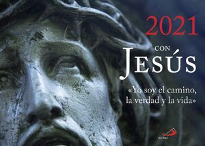 CALENDARIO PARED CON JESÚS 2021