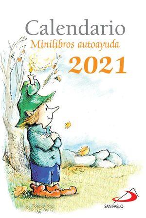 CALENDARIO TACO MINILIBROS AUTOAYUDA 2021