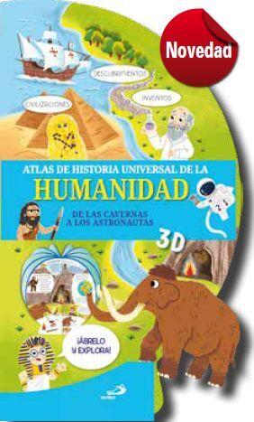ATLAS DE HISTORIA UNIVERSAL DE LA HUMANIDAD