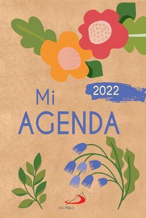 MI AGENDA 2022 - MOD. 2 - CUBIERTA KRAFT