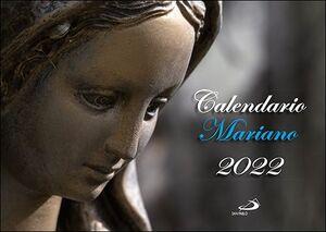 CALENDARIO PARED MARIANO 2022 (29,7 X 21 CM)