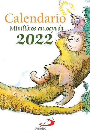 CALENDARIO TACO SOBREMESA MINILIBROS AUTOAYUDA 2022