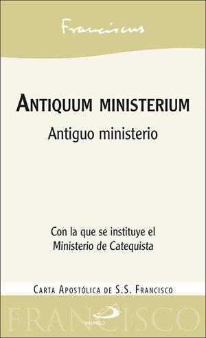 ANTIQUUM MINISTERIUM