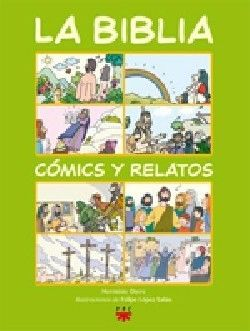 LA BIBLIA: CÓMICS Y RELATOS