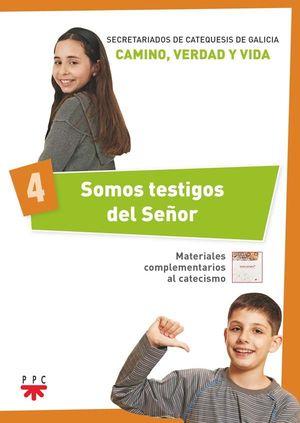 SOMOS TESTIGOS DEL SEÑOR