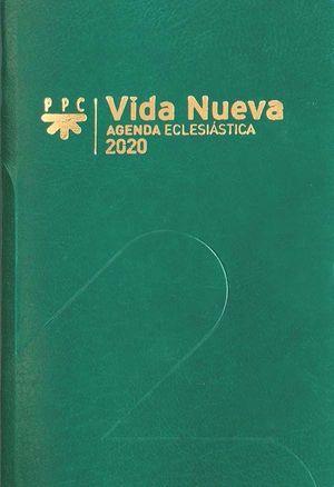 AGENDA ECLESIÁSTICA PPC-VIDA NUEVA 2020