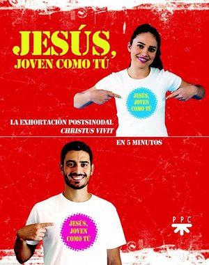 JESUS, JOVEN COMO TU (PACK 25 UNIDADES)